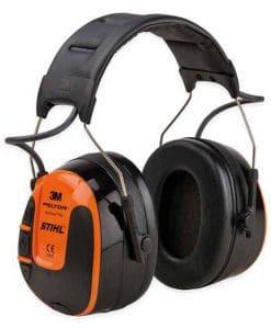 7bcdf56f6 Zekler 412RD høreværn med fm-radio - Med Bluetooth og fm-radio