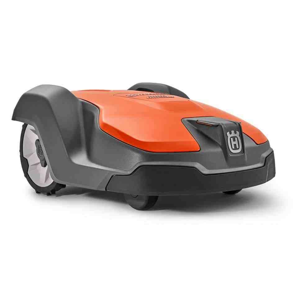 husqvarna automower 520 ideel til arealer op til m2. Black Bedroom Furniture Sets. Home Design Ideas